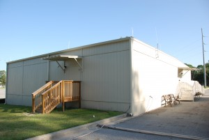 prefab modular building for military and governement
