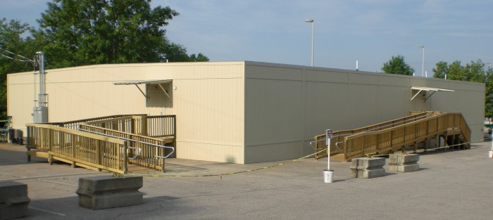 government building modular construction company