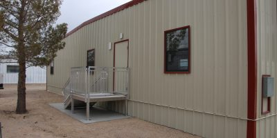 Example of an Admin Building from Integrated Modular Solutions