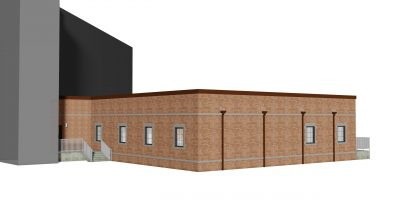 Plans for a custom medical clinic from Integrated Modular Solutions