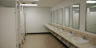 Example of custom sleeping facilities from Integrated Modular Solutions