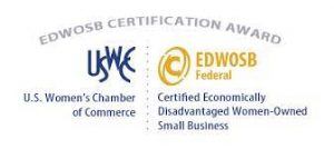 Economically Disadvantaged Woman-Owned Small Business
